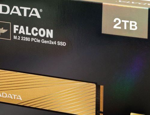 Adata NVMe SSD Falcon, jusqu'à 2 To et 3100 Mo/s