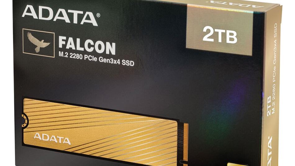 Adata NVMe SSD Falcon - Rue Montgallet