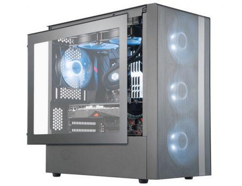 Cooler Master Box NR400, pour les petits budgets