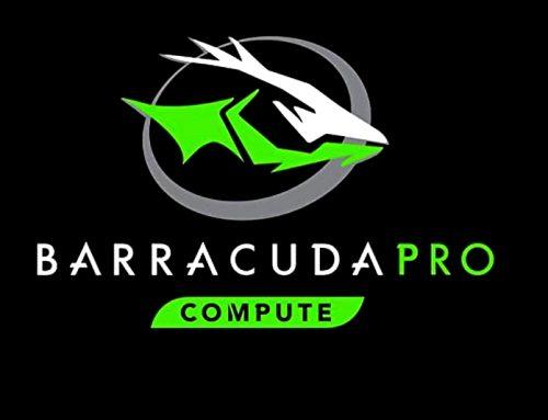 Seagate BarraCuda Pro 10 To à 7 200 tr/min