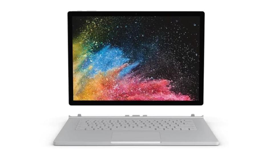 Surface Book 2 15 pouces rue montgallet