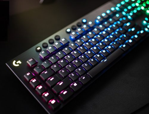 Logitech G915 TKL Lightspeed : le clavier mécanique RVB sans fil RGB