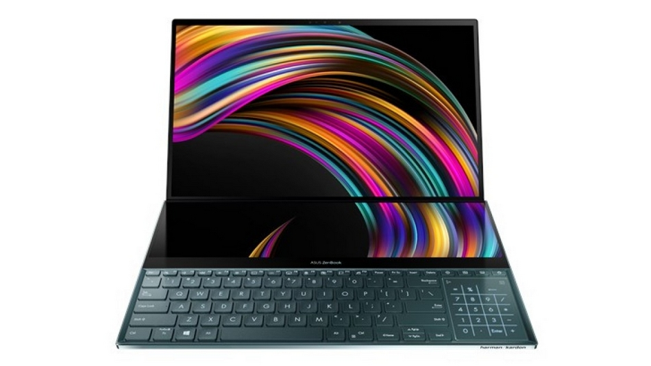 meilleurs ordinateurs portables Asus ZenBook Pro Duo rue montgallet