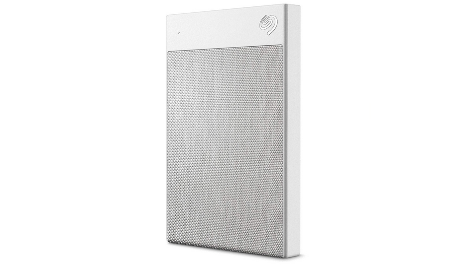 Seagate Backup Plus Ultra Touch 2 To Blanc rue montgallet
