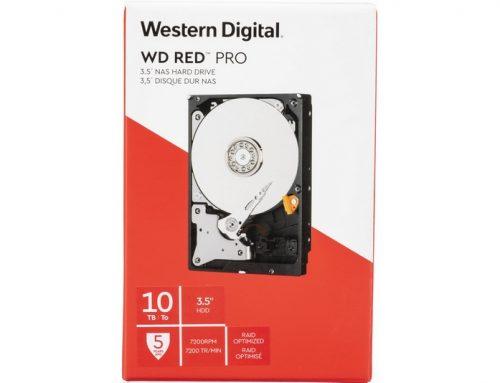 WD Red Pro, parfait pour les appareils NAS