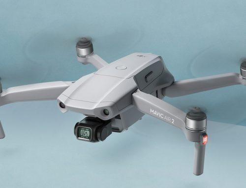 DJI Mavic Air 2, un drone polyvalent