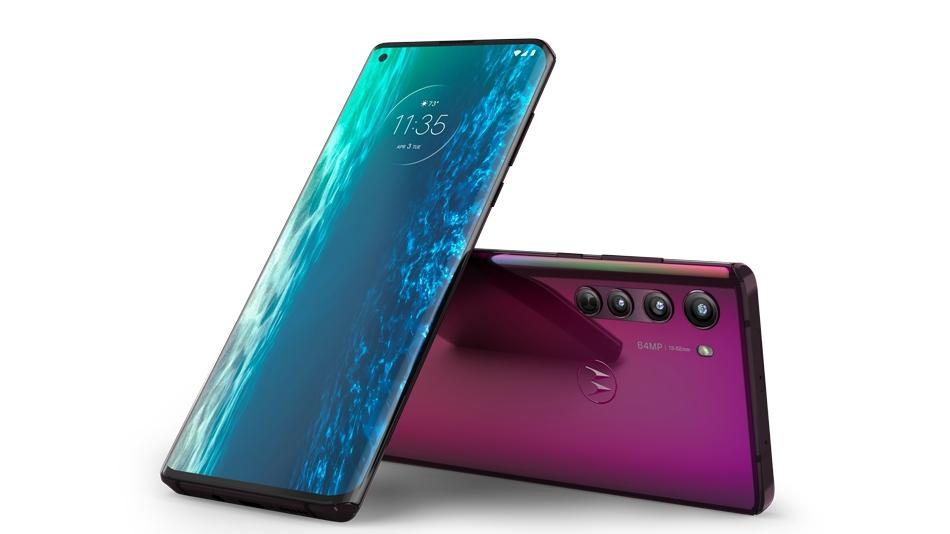 Meilleurs smartphones 2020 Motorola Edge rue montgallet