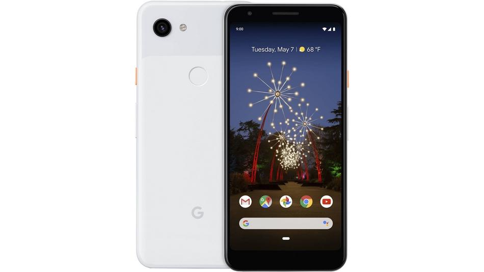 google pixel 3A rue montgallet