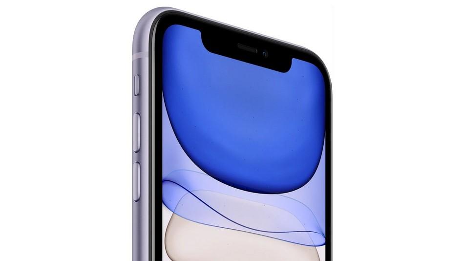 Apple iPhone 11 128 Go mauve - rue montgallet