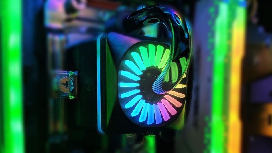 meilleurs refroidisseurs de processeurs - Deepcool Captain 240 Pro V2 Gamer Storm - Rue Montgallet