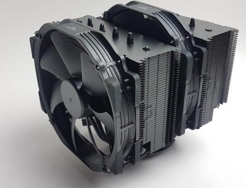 Noctua NH-D15 Chromax Black, le meilleur refroidisseur à air ?