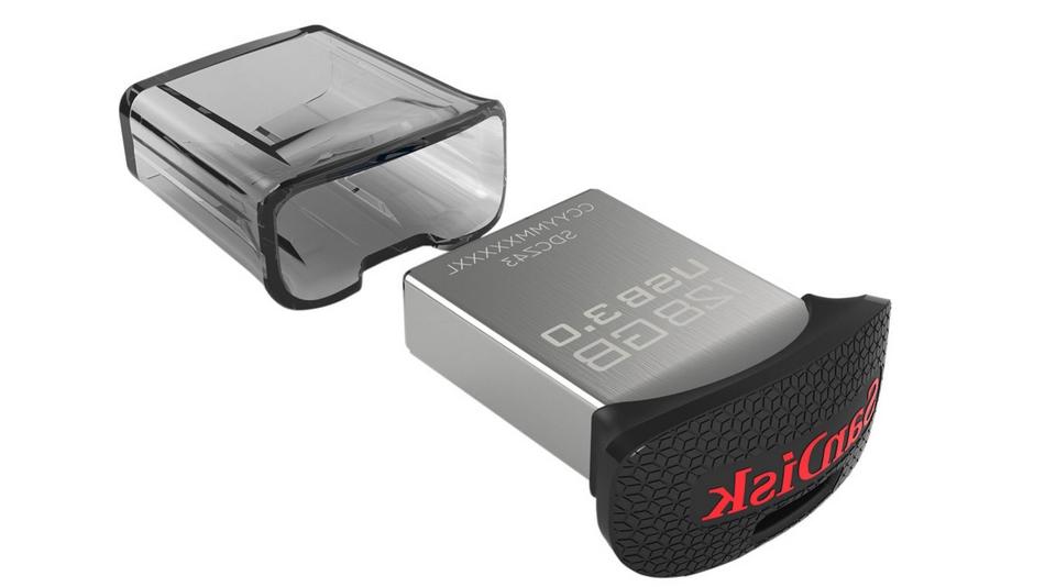 SanDisk Ultra Fit USB 3.0 Flash Drive - rue montgallet