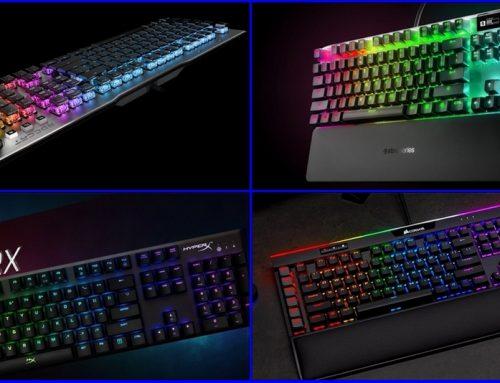 Top 10 des meilleurs claviers 2020
