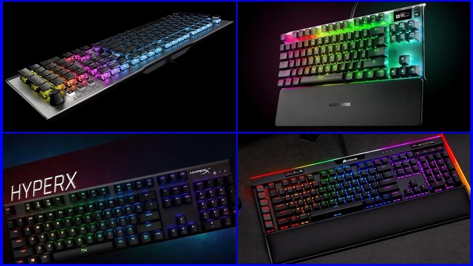 meilleurs claviers 2020 - rue montgallet