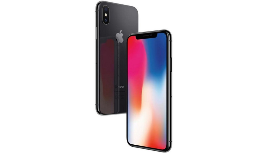Apple iPhone X 256 Go Gris Sidéral - rue montgallet