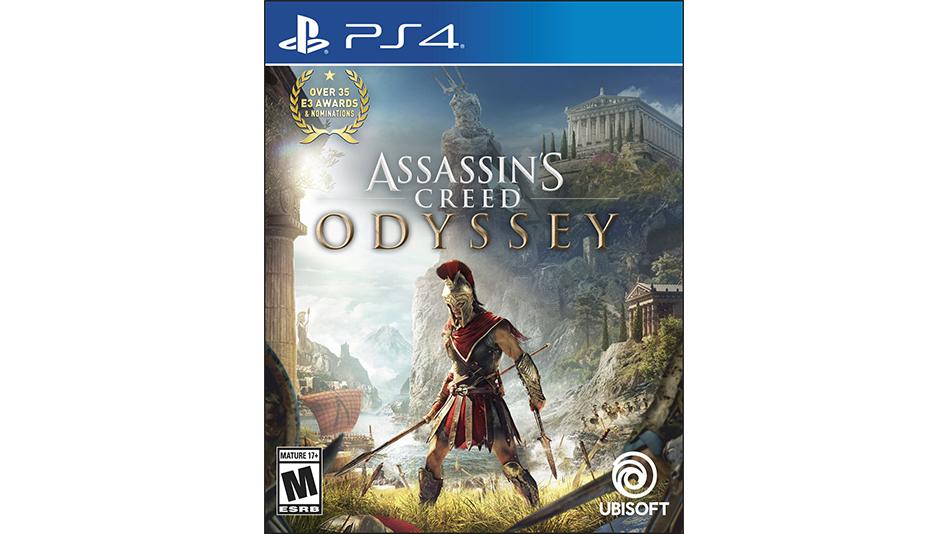 Assassin's Creed Odyssey - rue montgallet