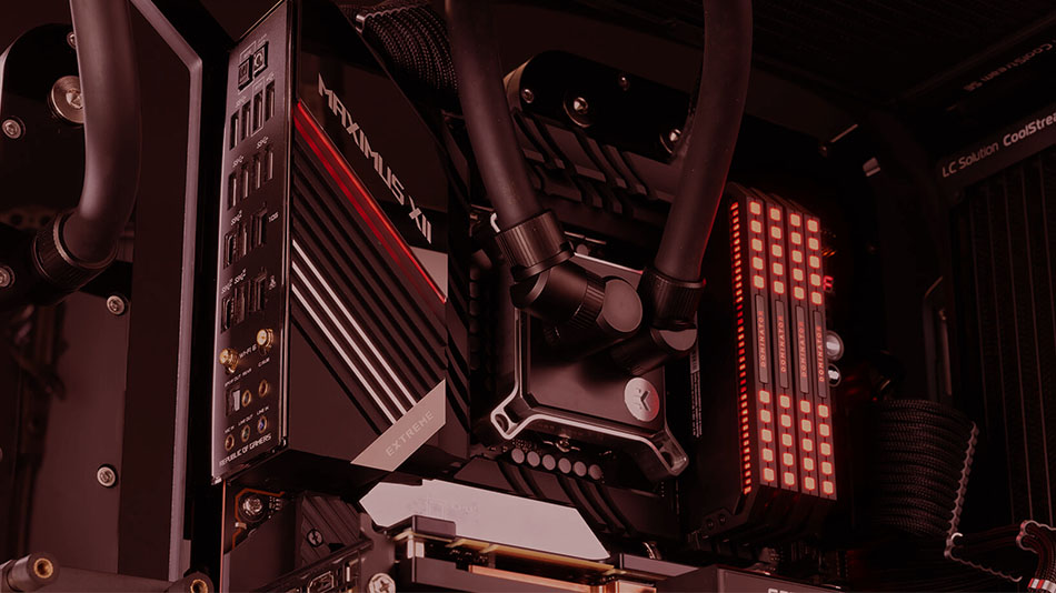 Asus ROG MAXIMUS XII EXTREME- Rue montgallet