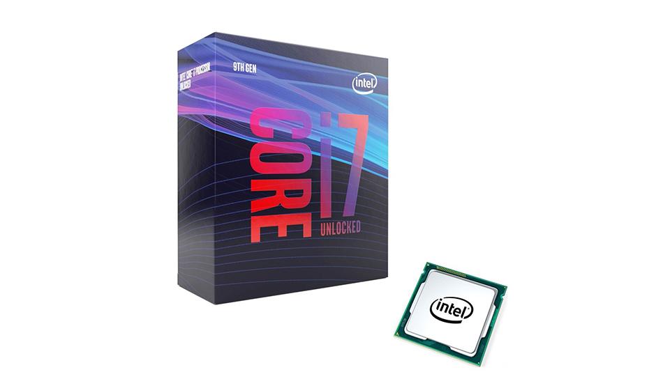 Intel Core i7-9700K- rue montgallet