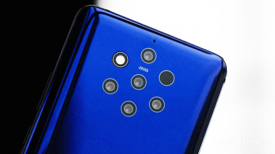 Nokia 9 PureView - rue montgallet
