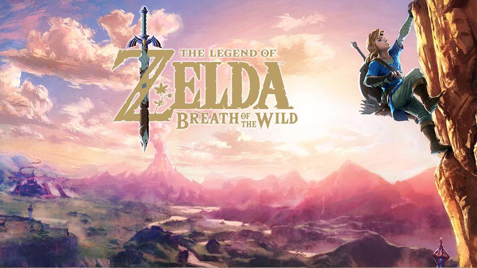 The Legend of Zelda Breath of the Wild - rue montgallet
