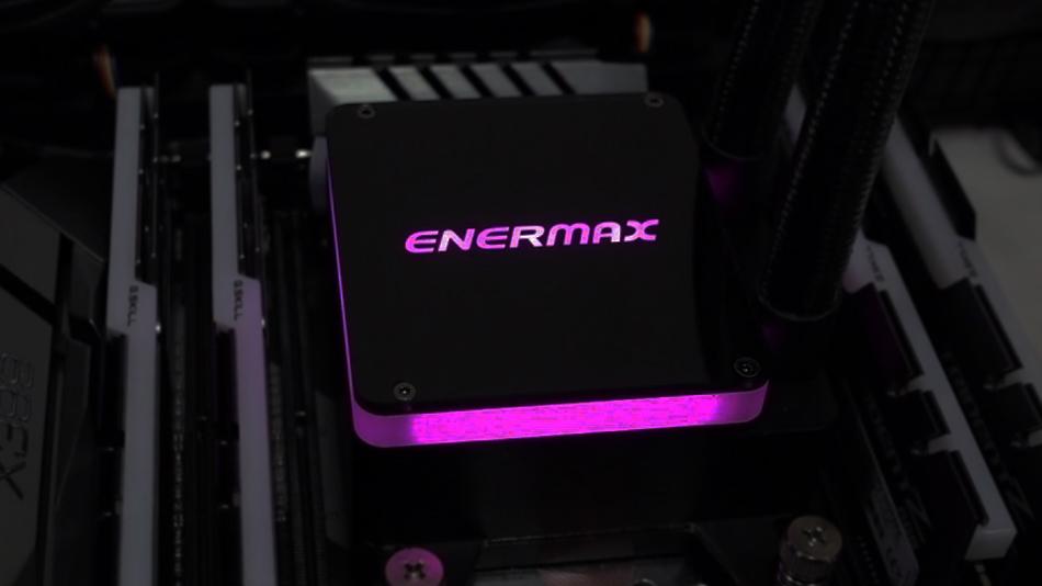 ENERMAX LIQTECH TR4 II 360 RGB - rue montgallet