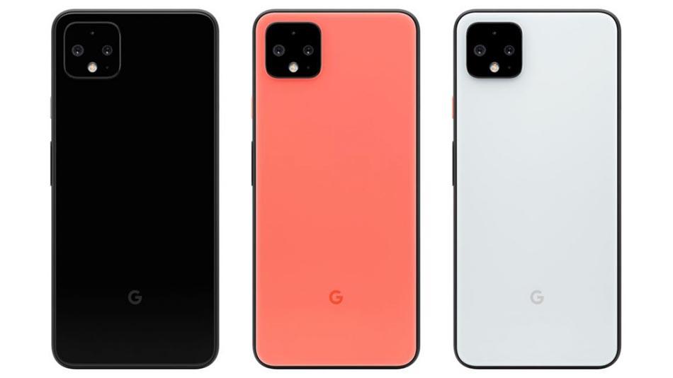Google Pixel 4 64Go noir. - rue montgallet
