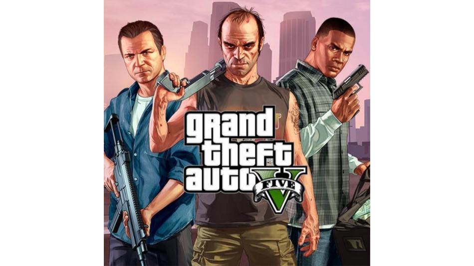 Grand Theft Auto V - rue montgallet