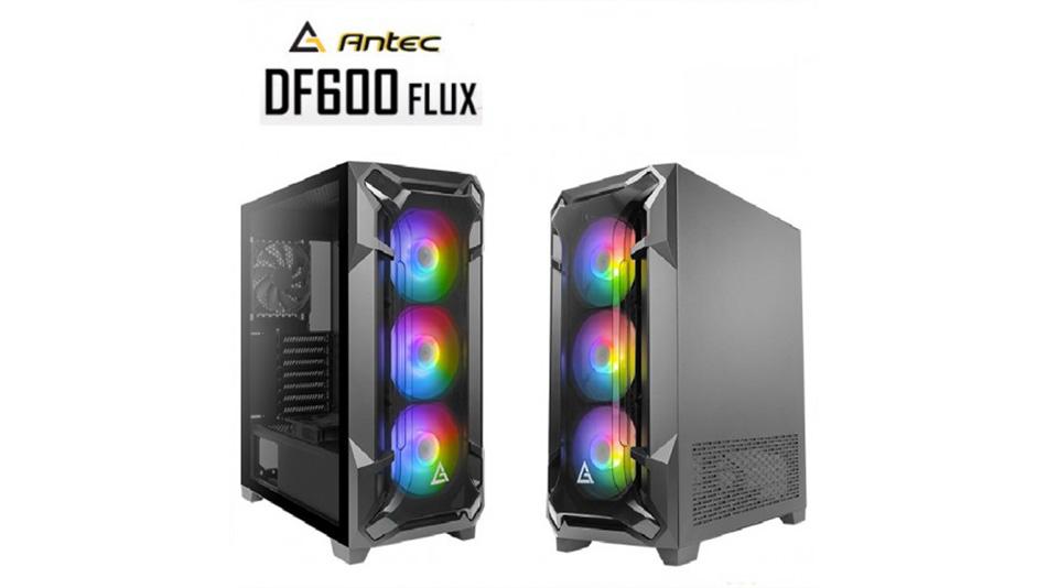 ANTEC DF600 FLUX ARGB - Rue Montgallet