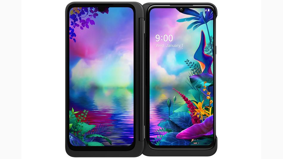 LG G8X ThinQ Dual Screen - Rue Montgallet