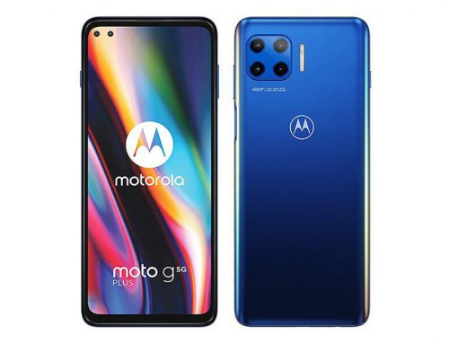 Motorola Moto G 5G Plus Dual-Sim, un téléphone polyvalent