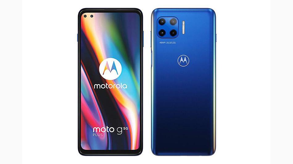 Motorola Moto G 5G Plus Dual-Sim - Rue Montgallet