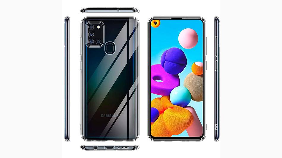 Samsung Galaxy A21s - Rue Montgallet