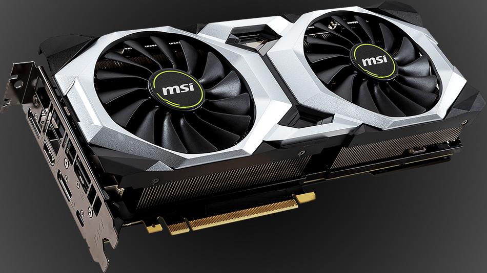 MSI GeForce RTX 2080 Ti VENTUS 11G OC - Rue Montgallet