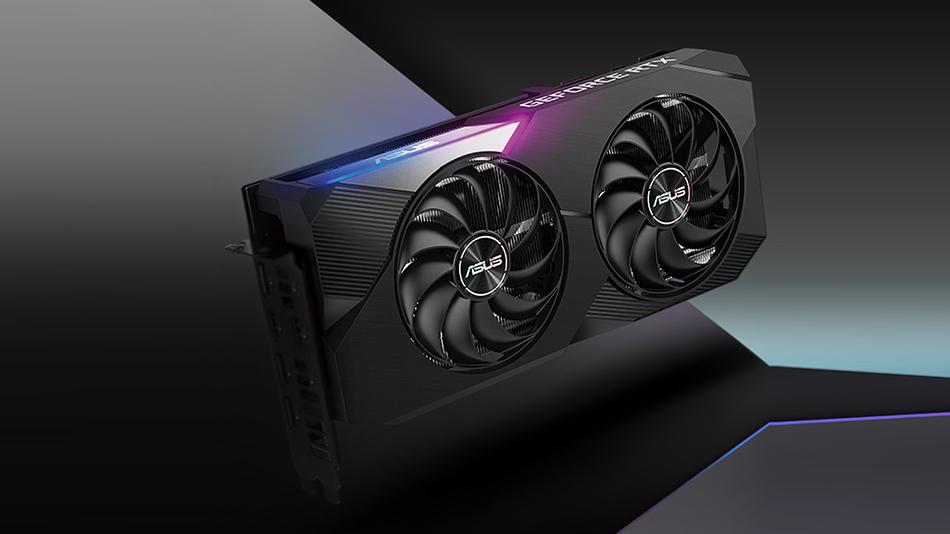 Asus GeForce RTX Dual 3070 8G - Rue montgallet