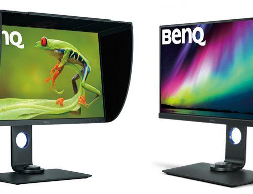 BenQ 27″ LED – SW271, une bonne précision des couleurs