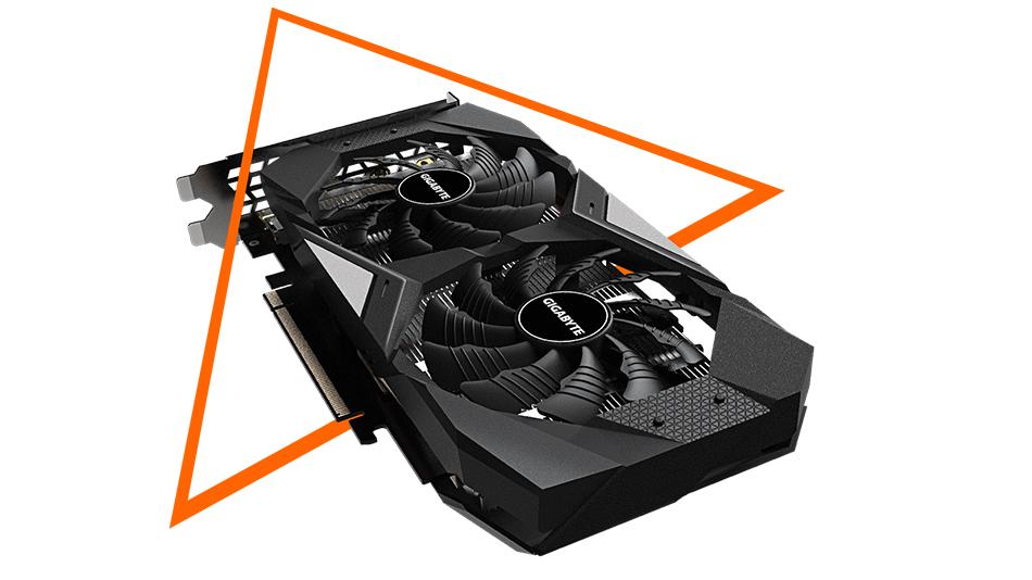 Gigabyte GeForce GTX 1660 OC 6Go - Rue montgallet