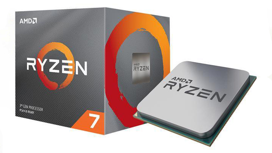 AMD Ryzen 7 3800X - rue montgallet