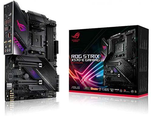 Asus ROG Strix X570-E Gaming, de la puissance à bon prix