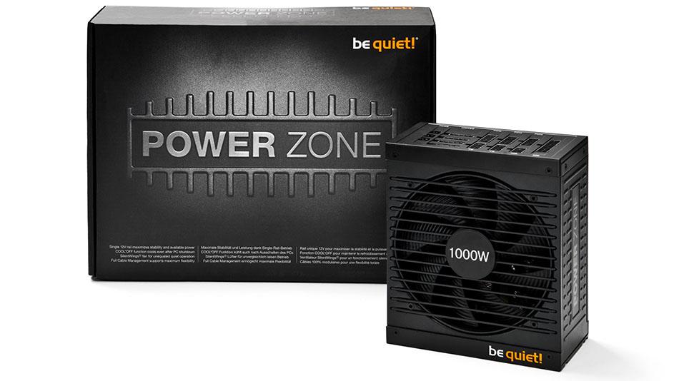 Be Quiet 1000W Power Zone - CP-9020180-EU - Rue montgallet
