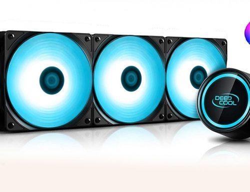 GAMMAXX L240 A-RGB et L360: les nouveaux refroidisseurs DeepCool