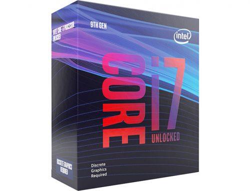 Intel Core i7-9700 KF, abordable et presqu'aussi performant que l'i9-9900K
