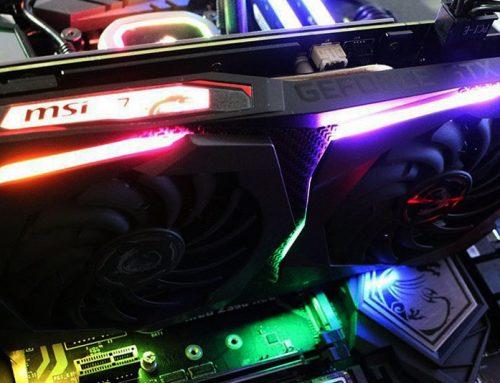 MSI GeForce GTX 1660 Ti GAMING X 6G, pour le Full HD
