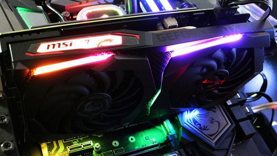 MSI GeForce GTX 1660 Ti GAMING X 6G - Rue montgallet
