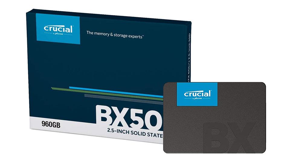 Crucial BX500 960 Go - Rue montgallet