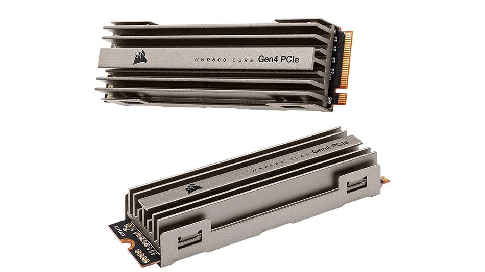 MP600 CORE et MP600 PRO PCIe 4.0 - rue montgallet