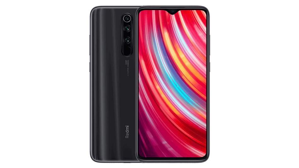 Xiaomi Redmi Note 8 Pro - Rue montgallet