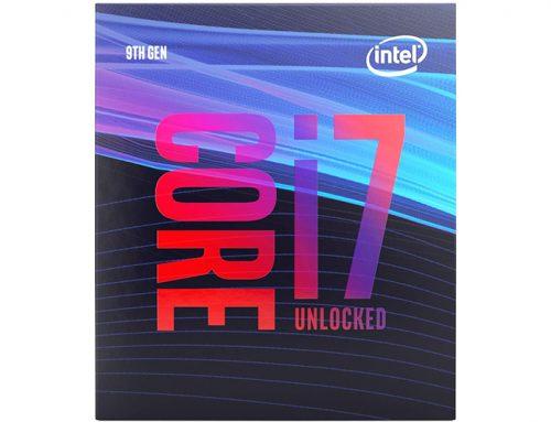 Intel Core i7-9700K (3.6 GHz/4.9 GHz), tirez le meilleur parti de votre PC
