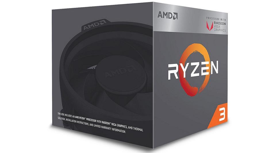 AMD Ryzen 3 3200G Wraith Stealth Edition - Rue montgallet