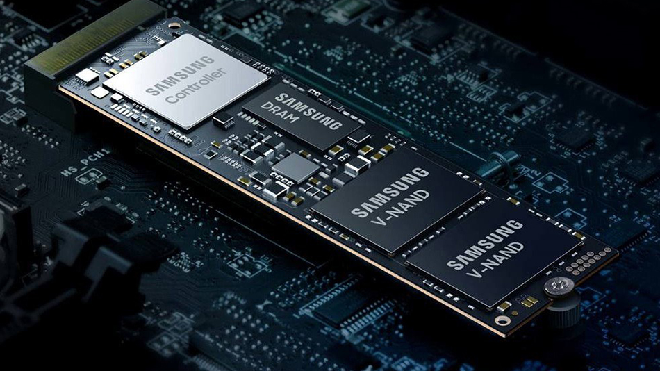 Samsung SSD 980 M.2 PCIe NVMe 1 To - Rue montgallet