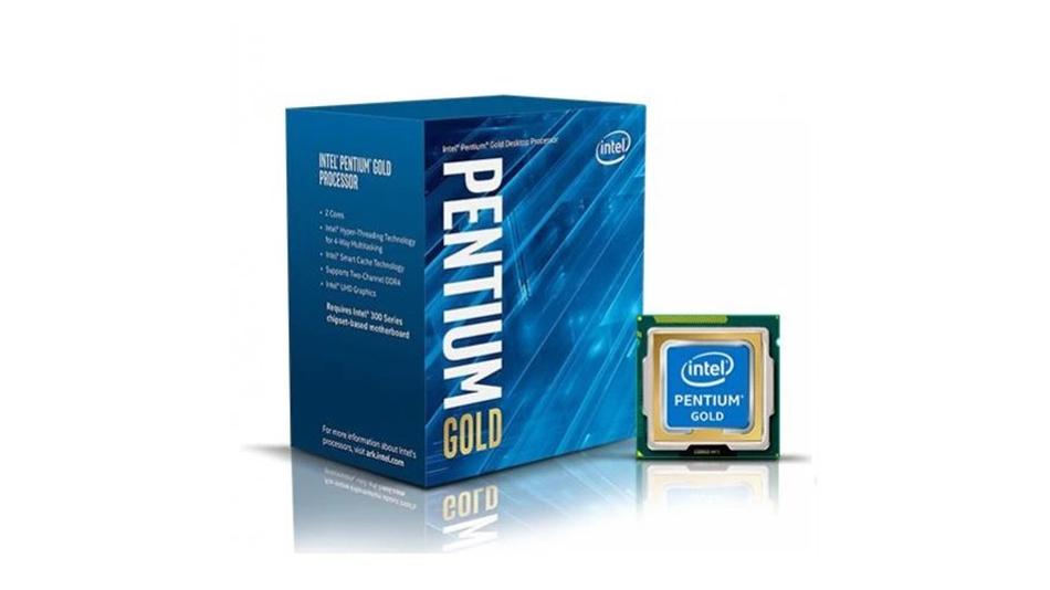 Intel Pentium Gold G5420 - Rue montgallet